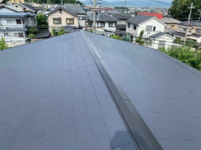 宇治市の屋根・瓦工事情報|棟板金交換工事の解説