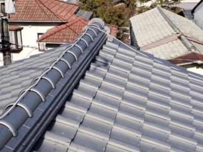 【宇治市】屋根の葺き替え工事のタイミングについて