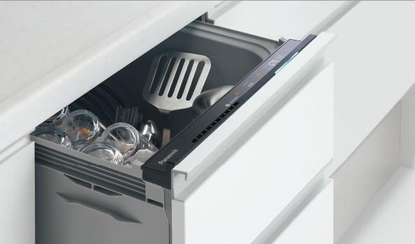 毎日の洗い物を自動化して家事にゆとりを♪除菌もできる食器洗い乾燥機!!